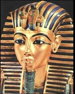 Tutanchamonova posmrtná maska