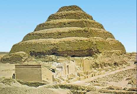 Džosérova pyramida