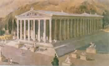 Artimidin chrám v Efesu