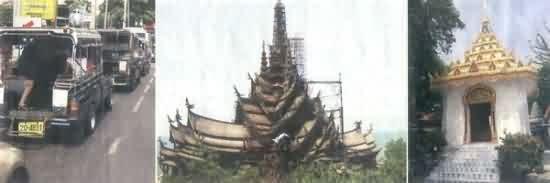 Památky a kuriozity - Thajsko